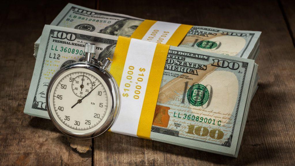 how much earnest money